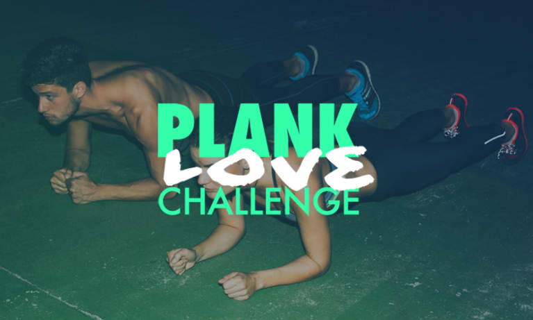 Plank Challenge Day 3: Target Your Obliques