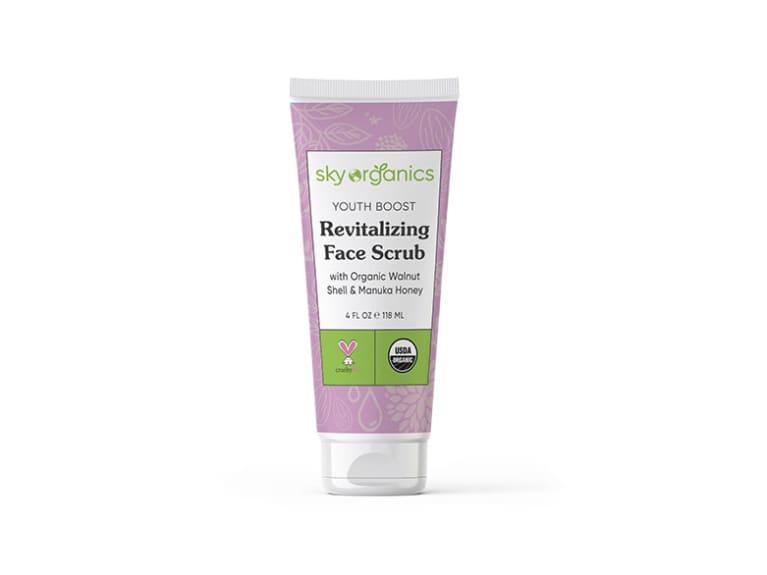Revitalizing Face Scrub