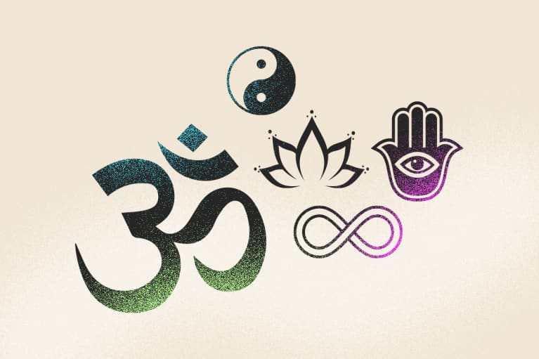 9 Yoga Symbols & How To Incorporate Them Into Your Practice Respectfully