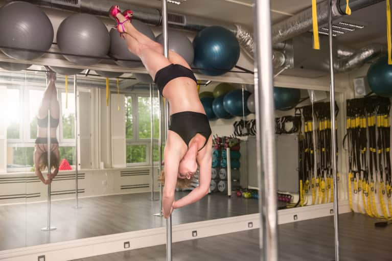 How Pole Dancing Helped This Suburban Mom Learn To Love Her Body