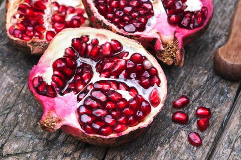 Why You Should Be Using Pomegranates For Better Skin + How To Do It