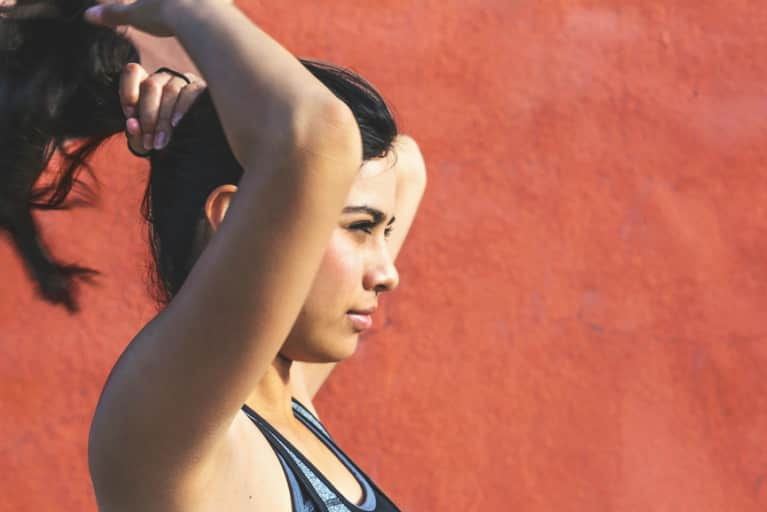 No One Will Know You Skipped Your Post-Workout Shower With These 4 Tips