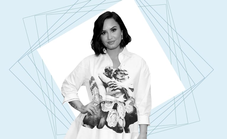 How Demi Lovato's Eating Disorder Became An Exercise Addiction
