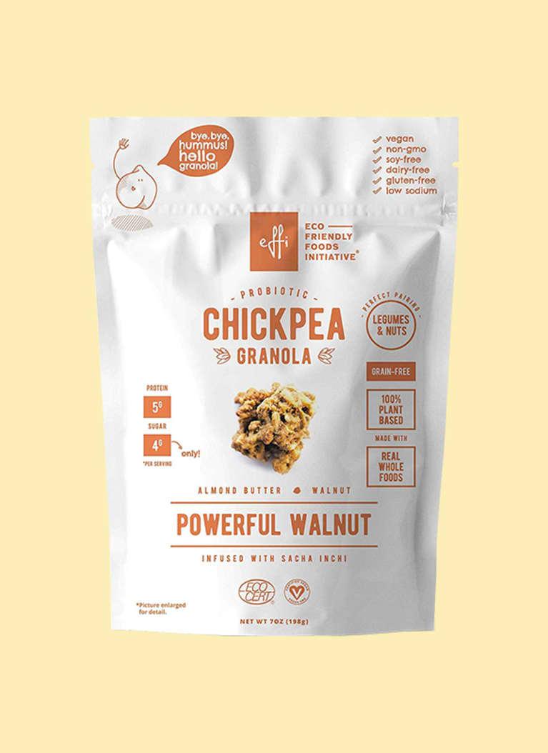 Effi Probiotic Chickpea Granola
