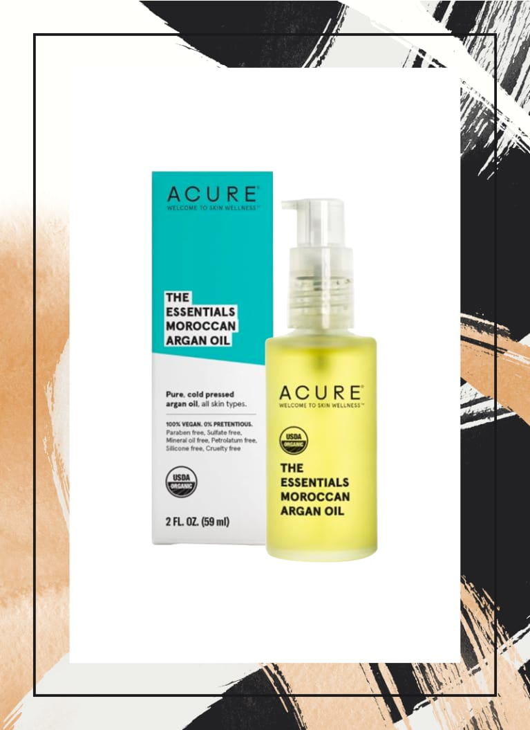 ACURE Organics The Essentials Moroccan Argan Oil