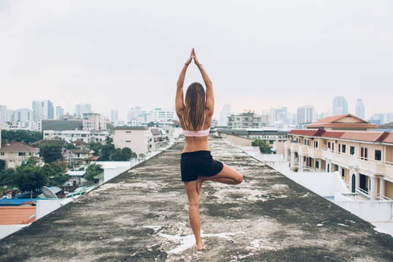 Find True Happiness By Taking Your Yoga Practice Off The Mat