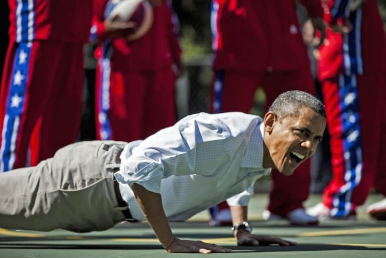The Results From  Obama's Latest Physical Might Surprise You