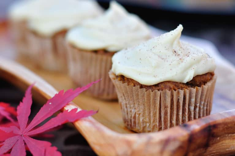 Embrace Pumpkin Season: Grain-Free Cupcakes For Fall