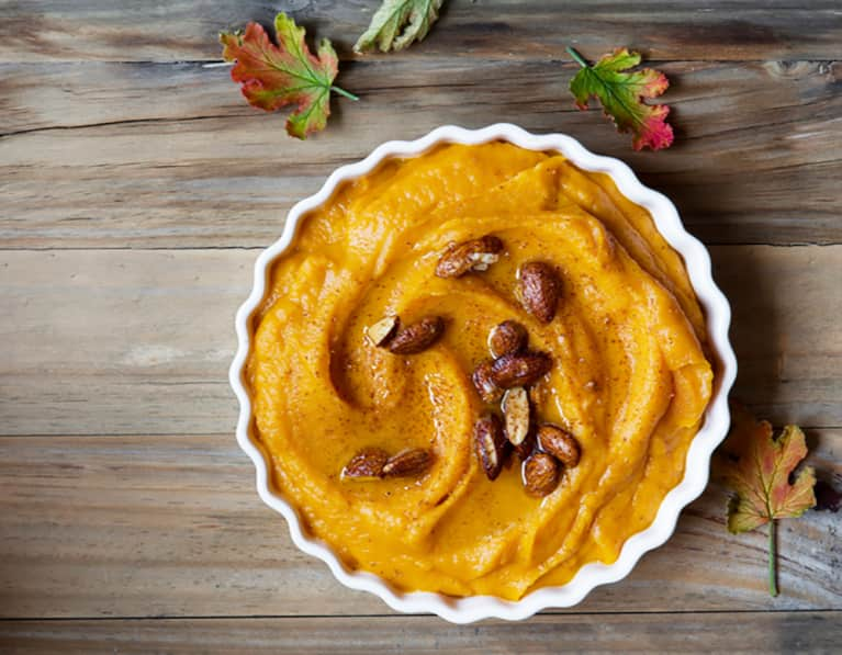 A Lightened-Up Sweet Potato Pudding Everyone Can Get In On