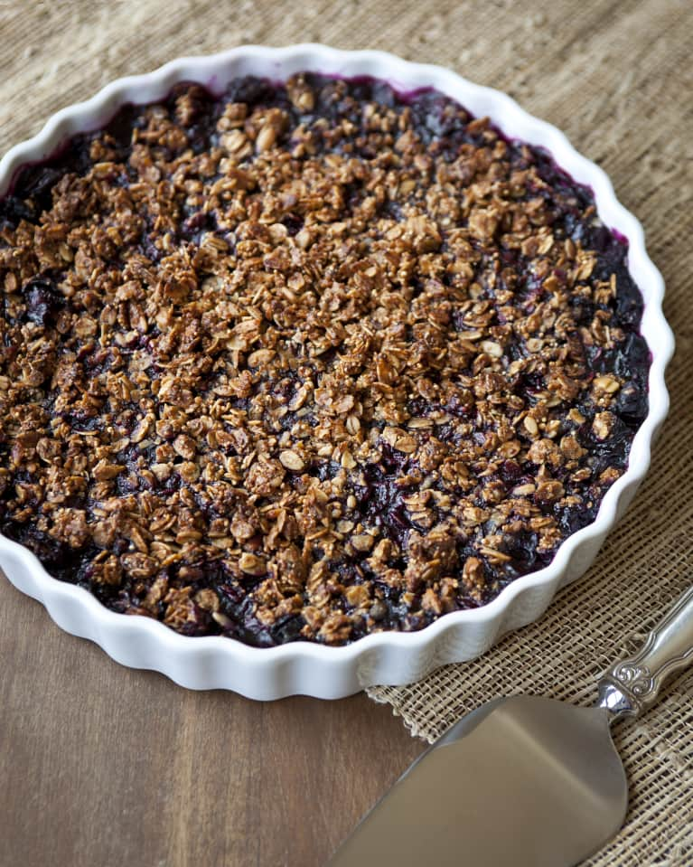 Granola Isn't Just For Breakfast. These Dessert Recipes Are Deeply Delicious