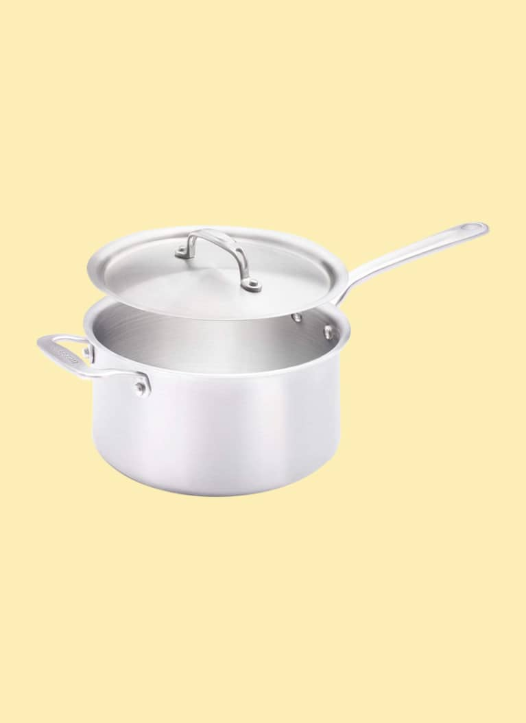 5. For the multipurpose cook: Made In Stainless Steel Sauce Pan