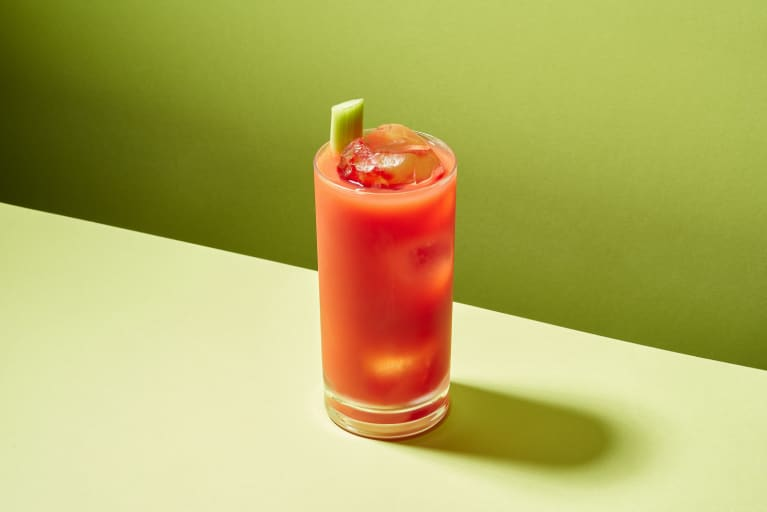 How To Make A Delicious, Spice-Filled Bloody Mary Without Mix