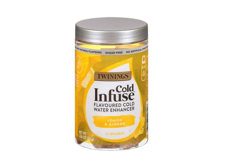 COLD INFUSE™ - LEMON & GINGER