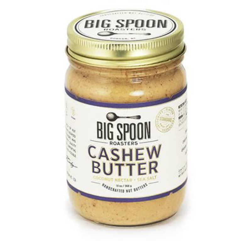 Big Spoon Roasters cashew butter
