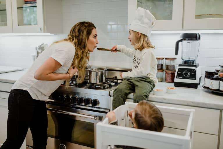 我想让我的孩子知道(和爱!)关于舒适食品