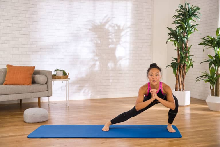 Want Stronger Glutes, Quads & Inner Thighs? Start With This Dynamic Exercise