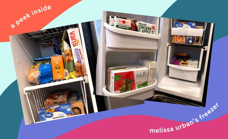 What's Inside Melissa Urban's Freezer