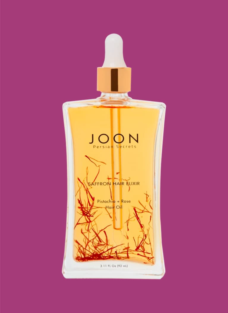 Joon Saffron Hair Elixir Oil