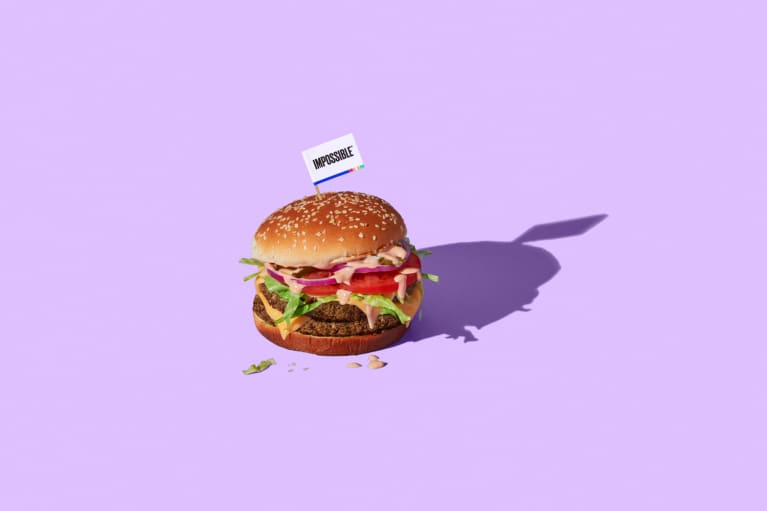 New Burger King Stats Indicate People Are Into The Impossible Burger