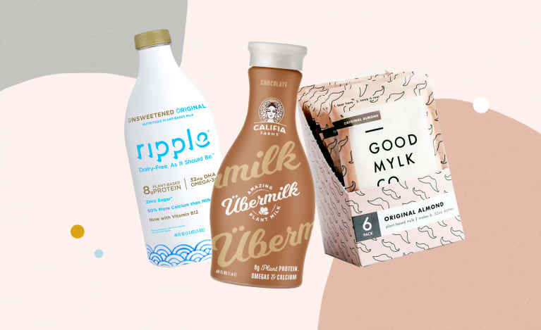 The Best Alternative Milks You Can Buy Right Now