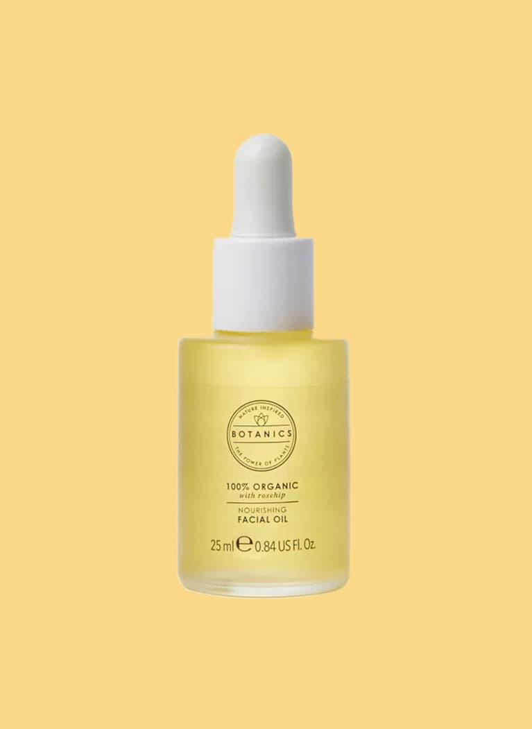 Botanics Organic Facial Oil
