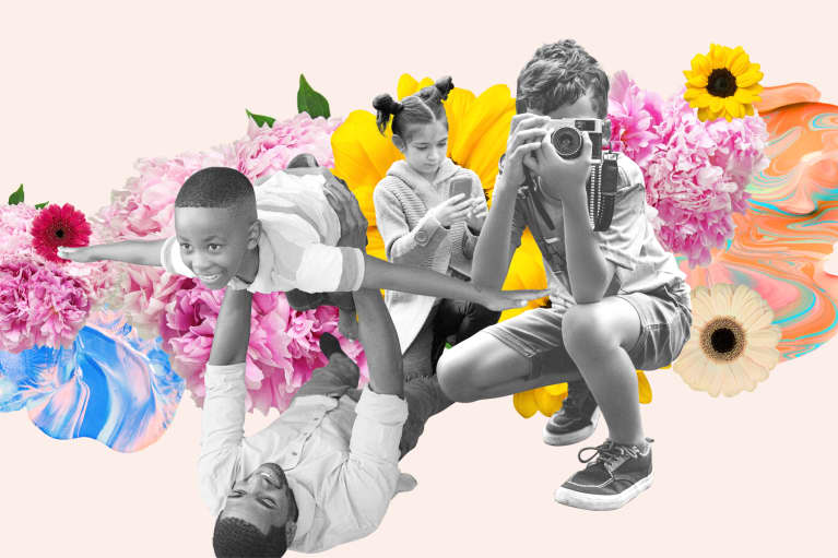 How to Raise Wild Children in the Age of Tech