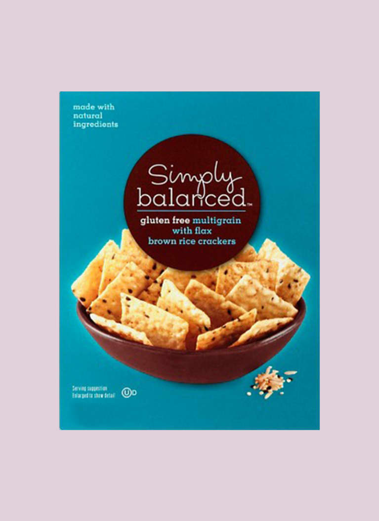 simply balanced gluten-free multi-grain with crackers