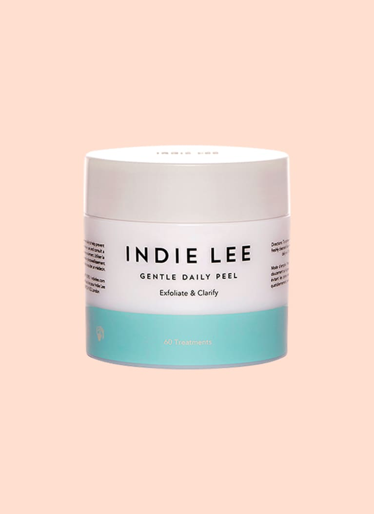 indie lee exfoliating pads