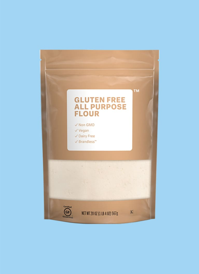 Brandless Gluten Free All Purpose Unbleached Flour