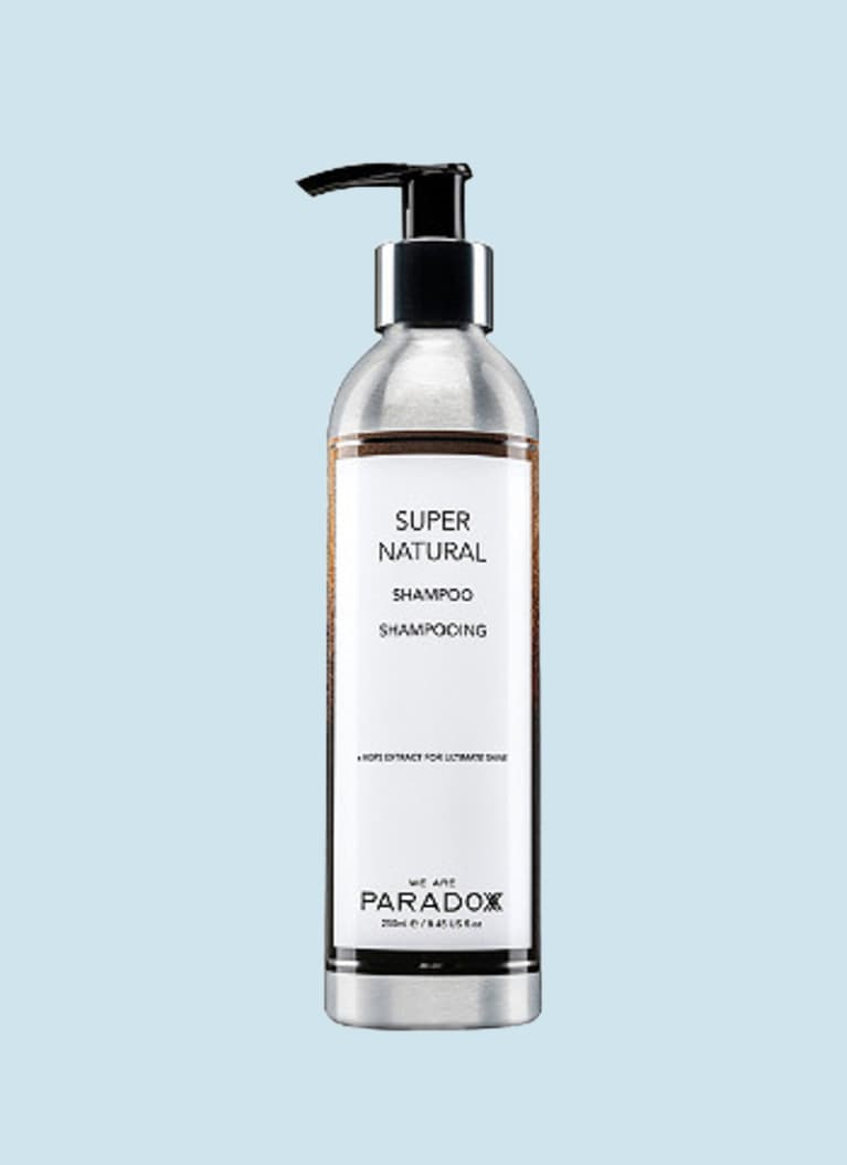 we are paradoxx super natural shampoo