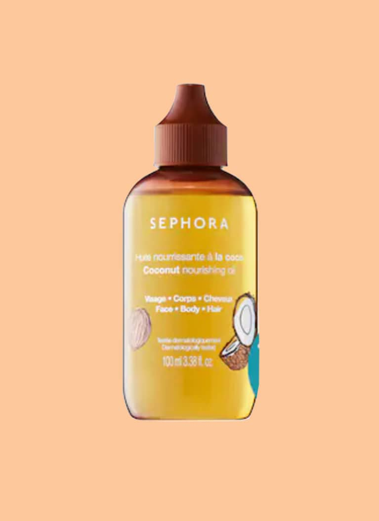 sephora collection coconut oil