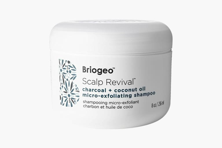 <p>Briogeo Hair Scalp Revival Charcoal + Coconut Oil Micro-exfoliating Shampoo </p>