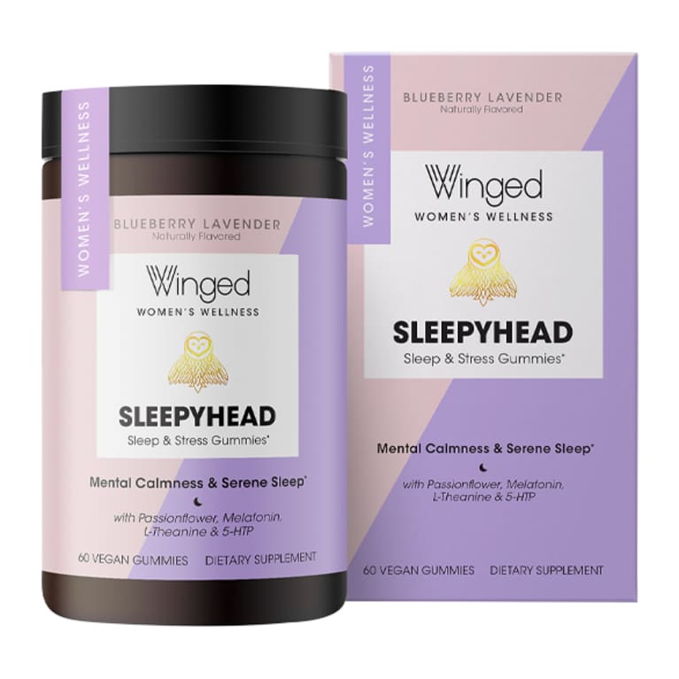 Winged: Sleepyhead Gummies