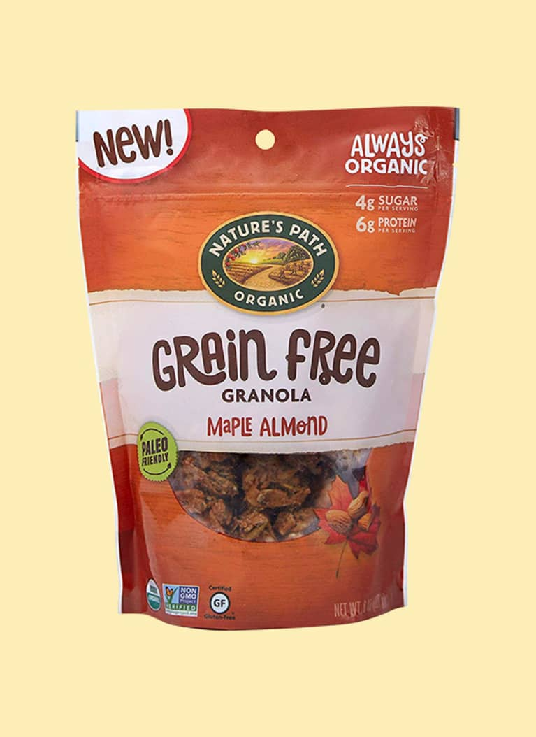 Nature's Path Grain-Free Maple Almond Granola