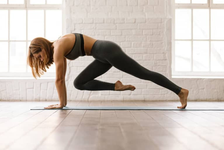 Have Downstairs Neighbors? Here's A Jump-Free HIIT Workout To Keep The Peace