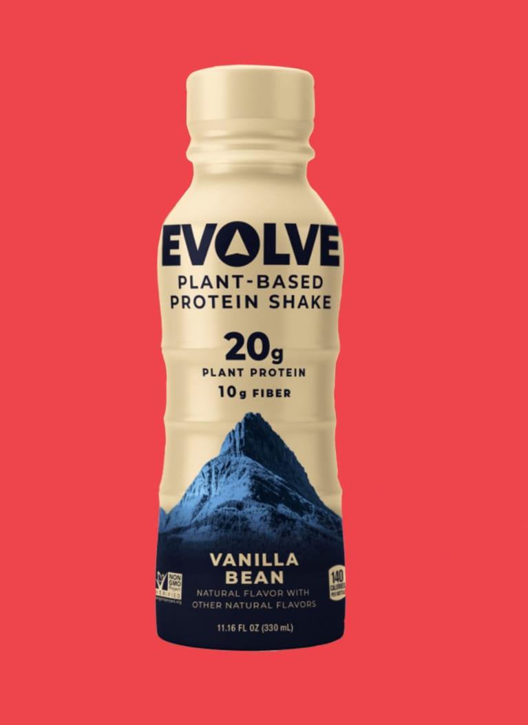 evolve protein shake