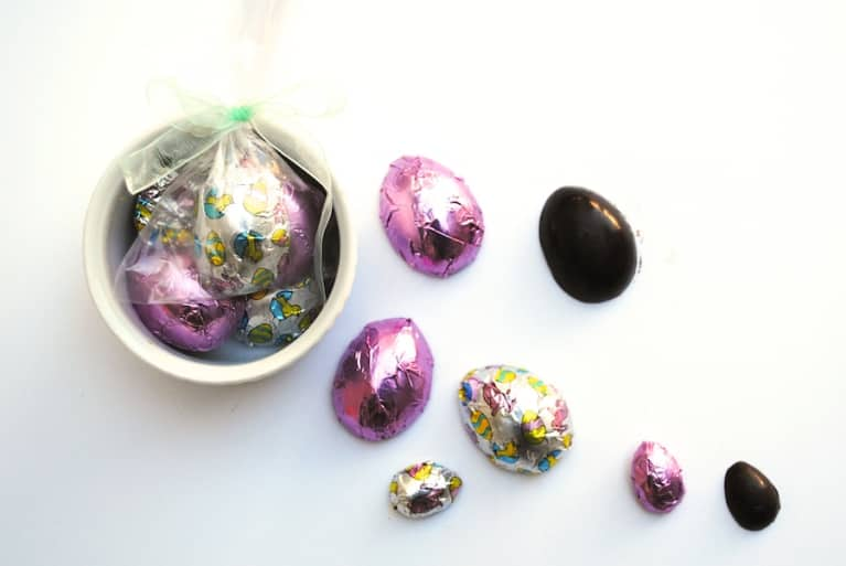 3-Ingredient Raw Chocolate Easter Eggs