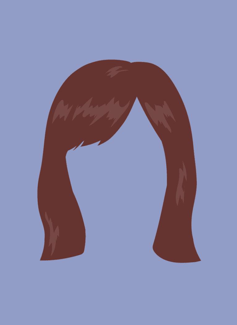 side bangs