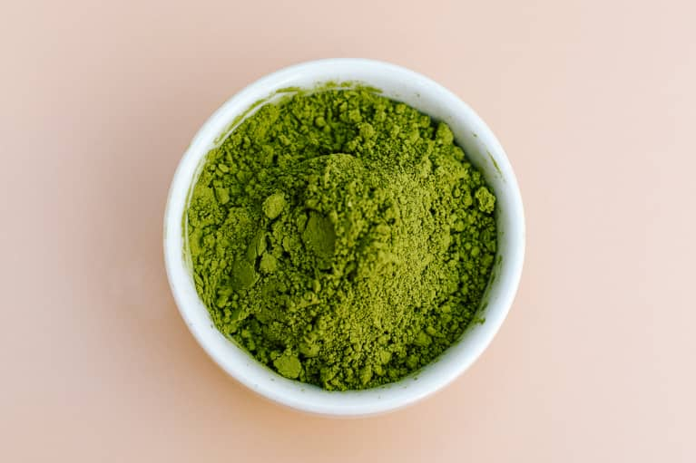 Organic Veggies Powder in a Bowl