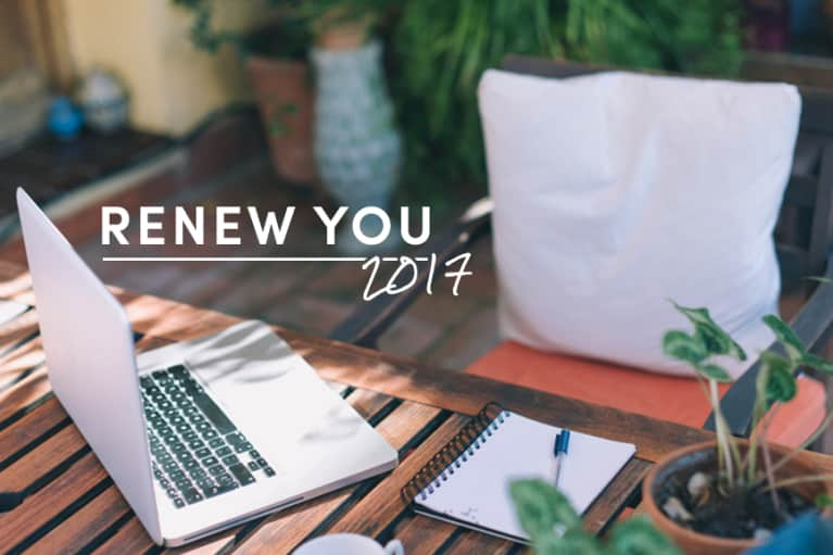 Introducing: Renew You 2017, A Month Of Mindfulness