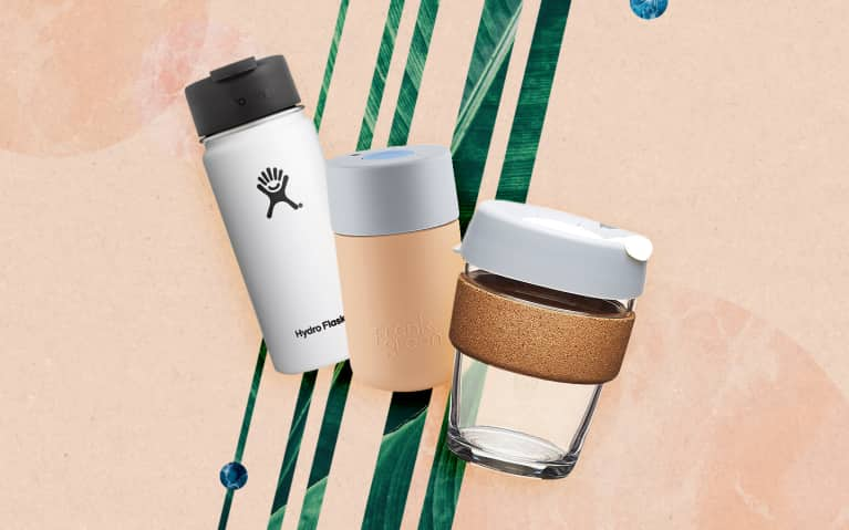 The Reusable Coffee Cups You'll Want To Take Everywhere This Fall