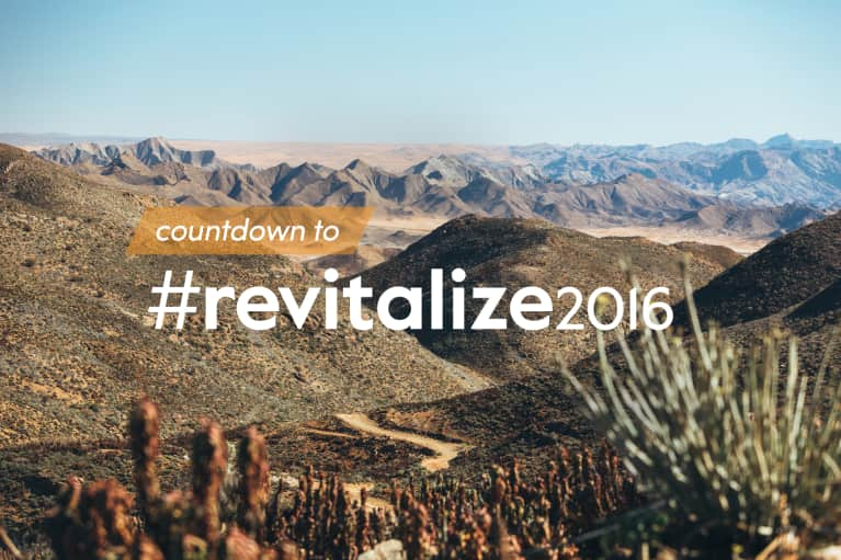 #revitalize2016 Is Around The Corner: Here's An Inside Look At The Amazing Weekend Ahead