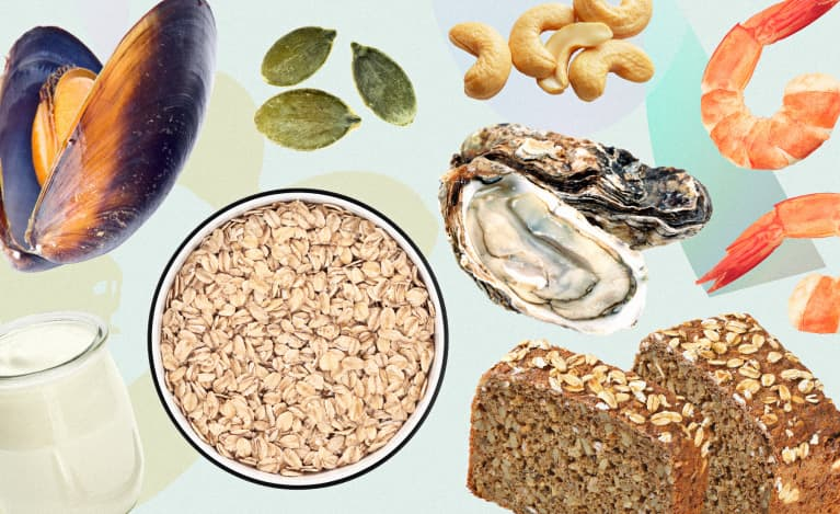 Top Foods With Zinc Nutrients
