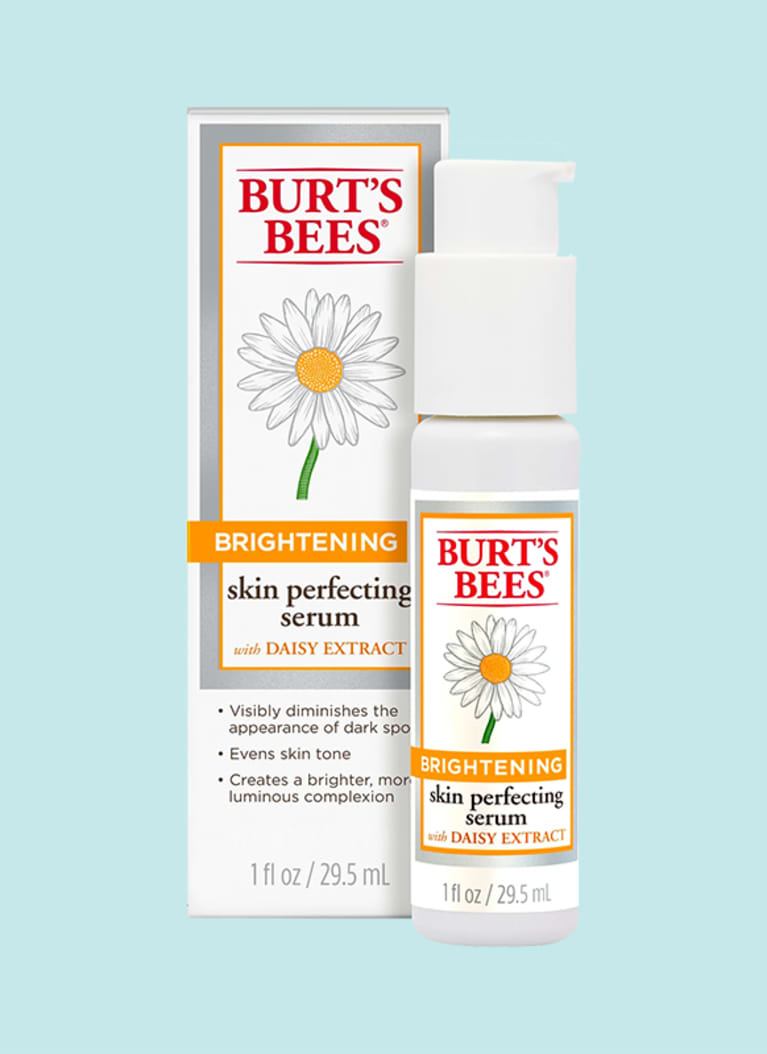 burts bees brightening serum