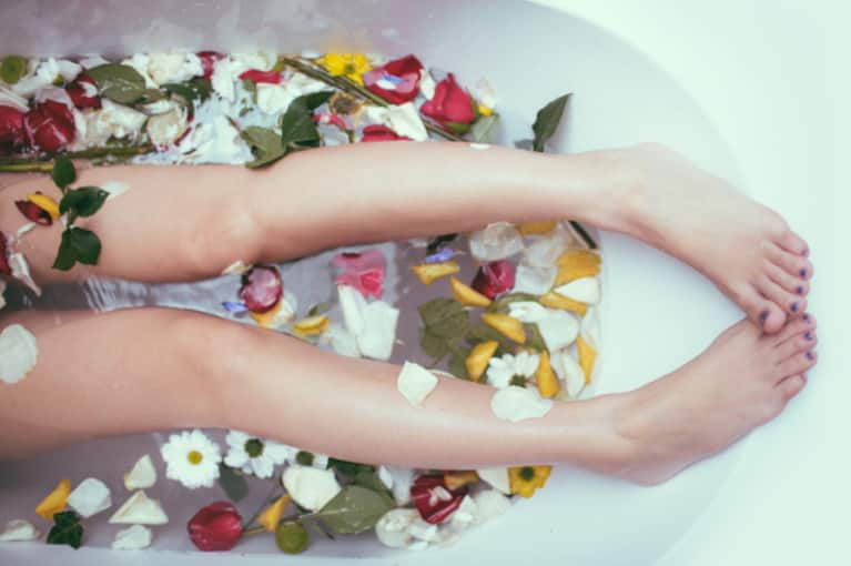 This Healing Bath Is The Only Thing Missing From Your Weekly Routine