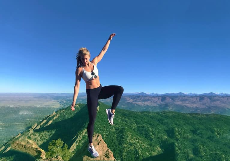 This Holistic Trainer's Routine Includes Intermittent Fasting & Natural Beauty