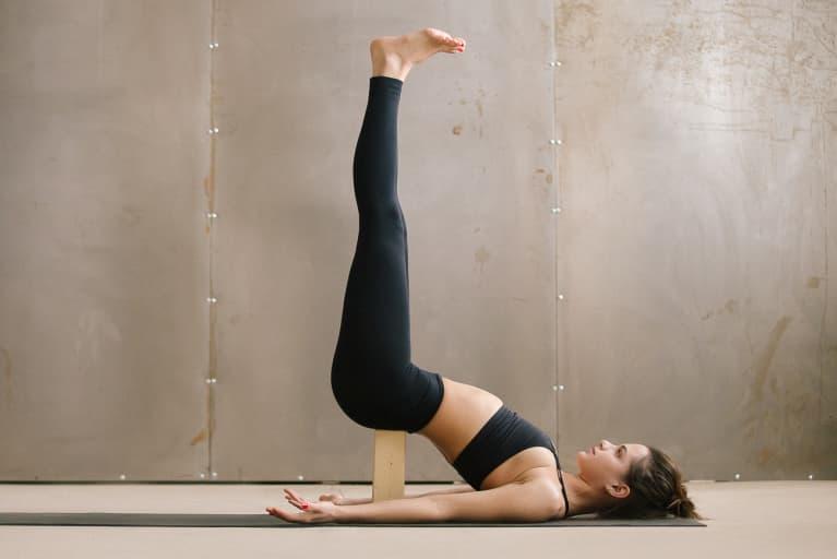 Legs Up the Wall - Viparita Karani