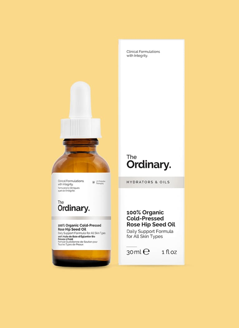the ordinary face oil