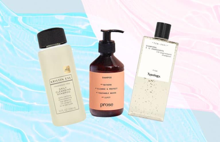 fragrance free shampoo roundup
