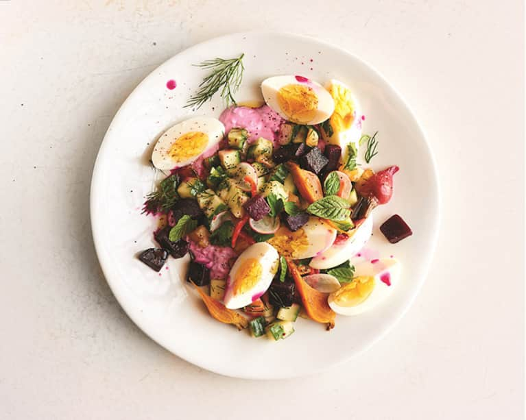 Show Your Liver Some Love With This Beautiful Beet Salad